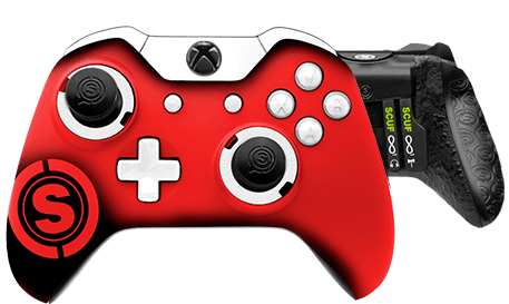 Xbox One professional controller TeamSCUF Atlanta Falcons