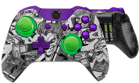 Xbox One professional controller Infinity1 jester | Scuf Gaming