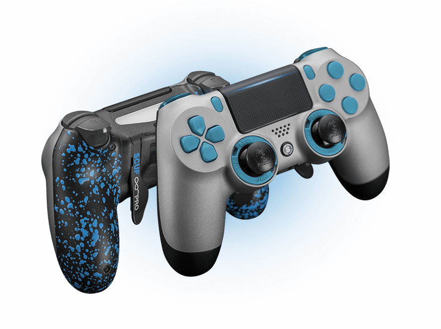 Game Controllers For Ps4 : Ps pro gaming controllers scuf infinity