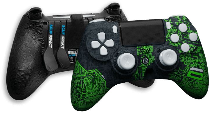 Controller-Impact-Crimsix-Limited-Edition