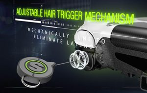 IMPACT adjustable hair triggers