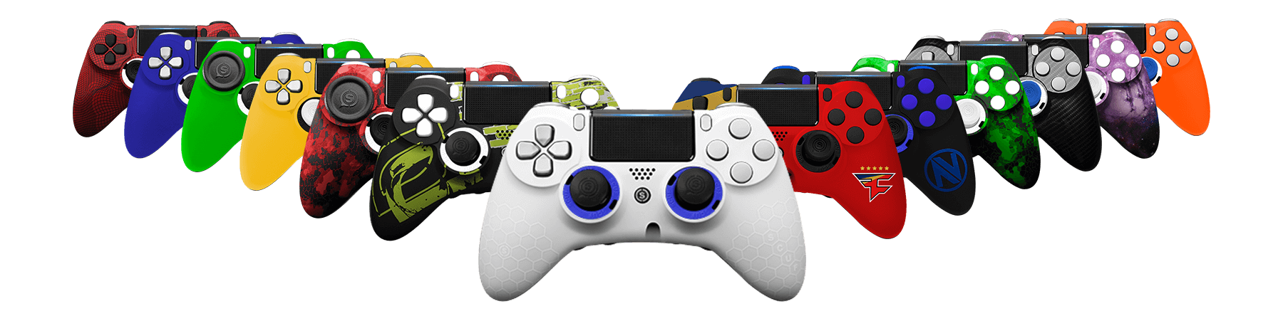 Customizable controllers