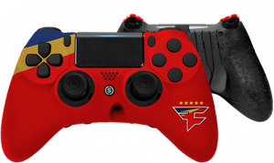 A custom Playstation controller used by over 90% of pro players. Fully customized, handcrafted, paddle control system, trigger stops - improve your game today.