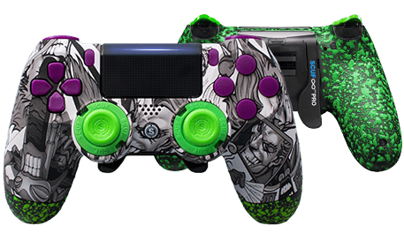 PlayStation 4 professional controller Infinity4PS PRO Jester