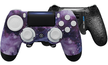 PlayStation 4 professional controller Infinity4PS PRO Nebula