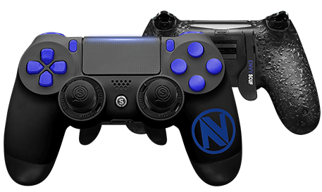 PlayStation 4 professional controller Infinity4PS PRO EnvyUs