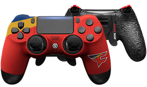 PlayStation 4 professional controller Infinity4PS Faze Clan