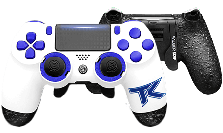 PlayStation 4 professional controller Infinity4PS PRO Team Kaliber