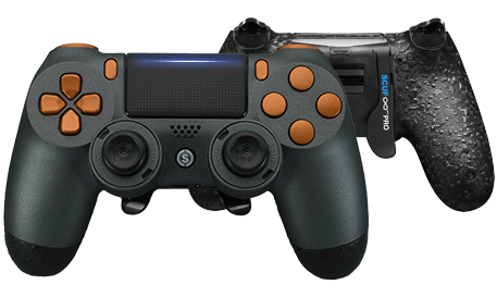 PlayStation 4 professional controller Infinity4PS PRO Elite
