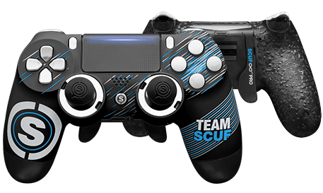 PlayStation 4 professional controller Infinity4PS PRO TeamSCUF