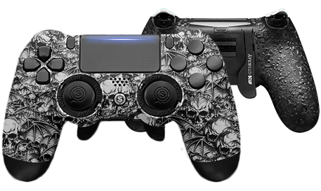 PlayStation 4 professional controller Infinity4PS PRO Avenged