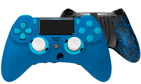 PlayStation 4 professional controller SCUF IMPACT Graphite