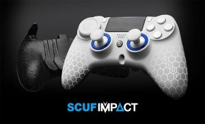 SCUF IMPACT controller for PlayStation 4