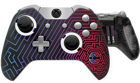 Xbox One professional controller SCUF Clayster