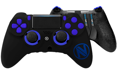 PlayStation 4 professional controller SCUF IMPACT EnVyUs
