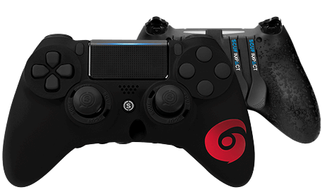 PlayStation 4 professional controller SCUF IMPACT Gotaga