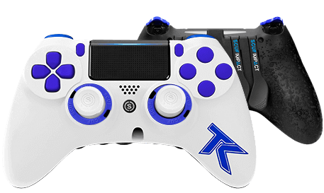 PlayStation 4 professional controller SCUF IMPACT Team Kaliber