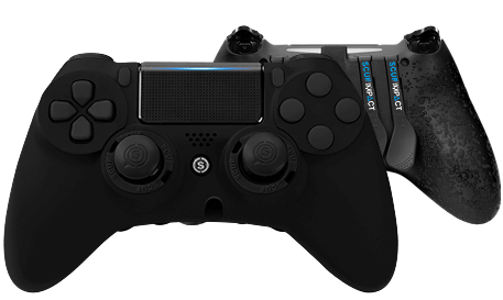 PlayStation 4 professional controller SCUF IMPACT Black
