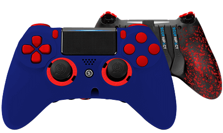 PlayStation 4 professional controller SCUF IMPACT Dark Blue