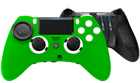 PlayStation 4 professional controller SCUF IMPACT Green