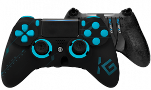 PlayStation 4 professional controller Gothalion SCUF