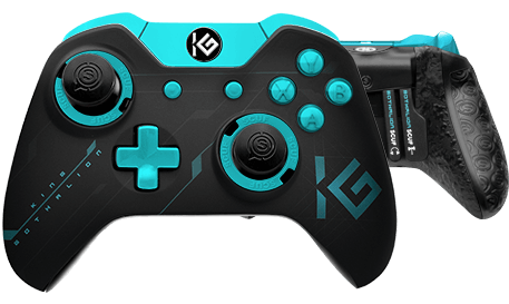 Xbox One professional controller Gothalion SCUF