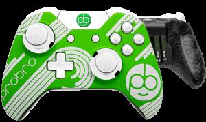 Xbox One professional controller Professor Broman SCUF