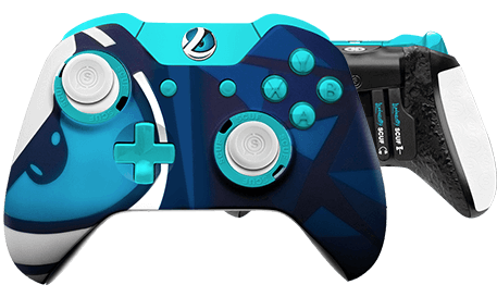 Xbox One professional controller Infinity1 Luminosity