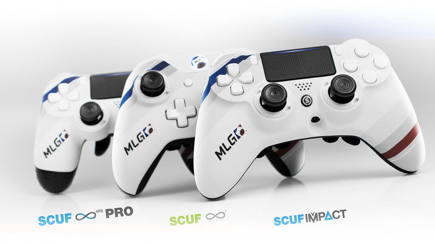 MLG-Scuf-Gaming-Custom-Controller