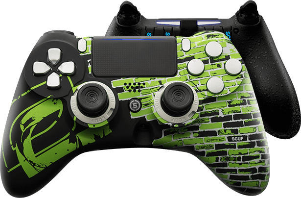 Call of Duty Champions OpTic Gaming controller