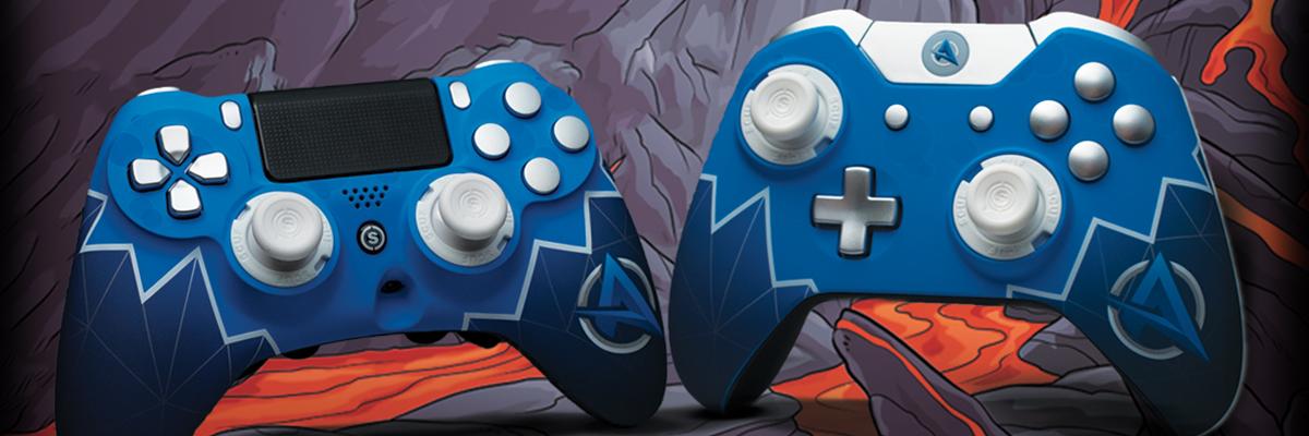 Ali-a-liberator-custom-controller-xbox-playstation