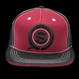scuf-hat-red-black-flat