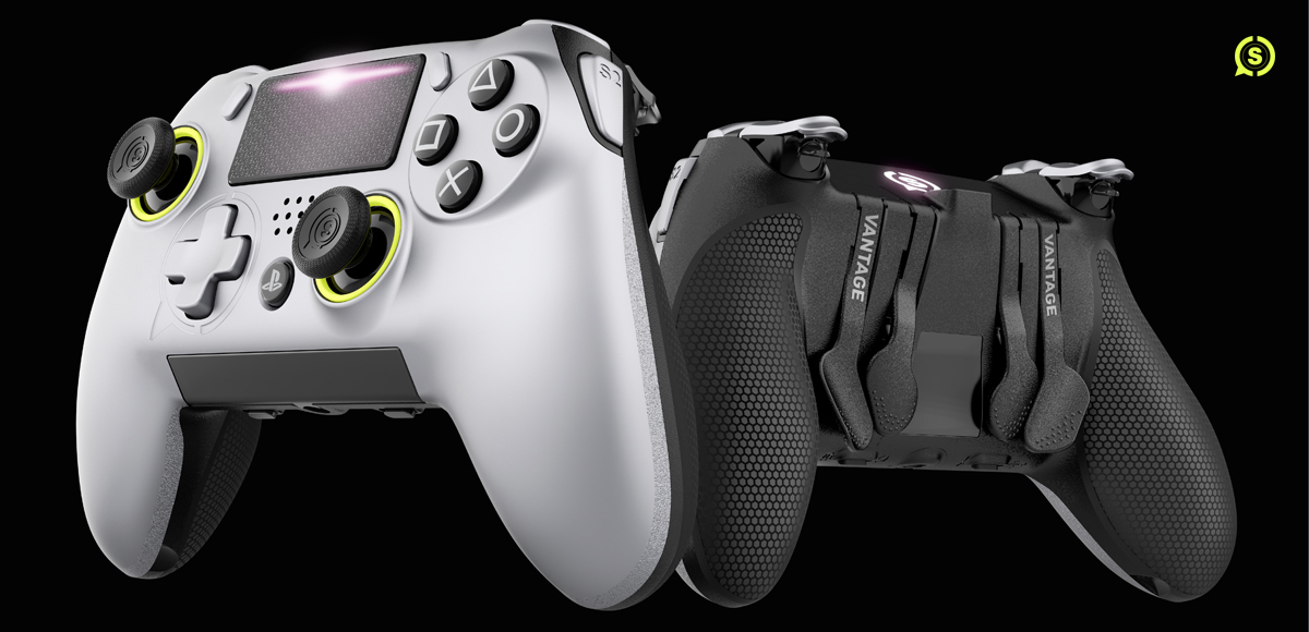 SCUF Vantage Custom Controller for PS4
