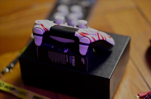 Scuf CiccioGamer89 controller