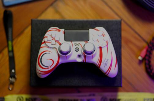 SCUF CiccioGamer89 PS4 Controller