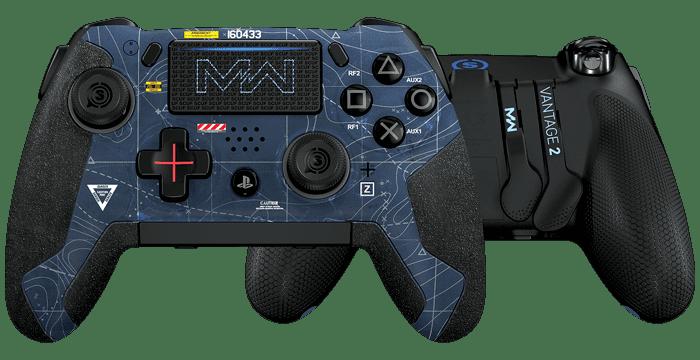PS4 controller SCUF Vantage 2 Mordern Warfare