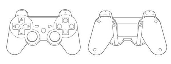 xbox 360 console papercraft template related keywords