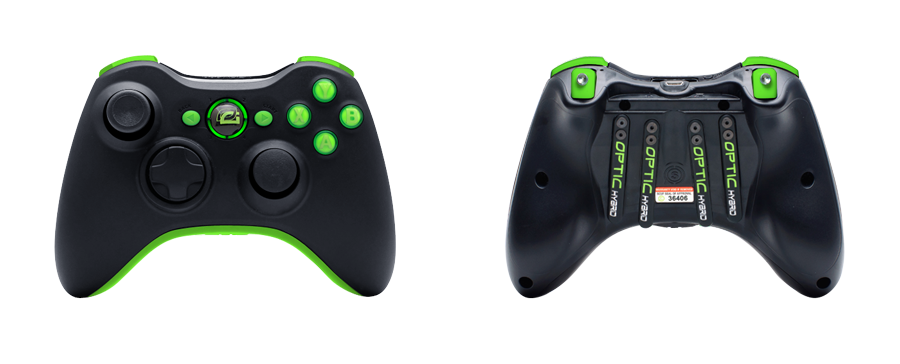 controller front