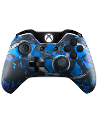 front SCUF ONE BLUEPRINT