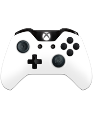 front SCUF ONE YIN YANG