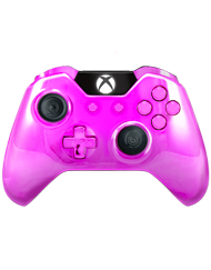 front SCUF ONE Chromatic Pink