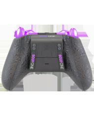 back SCUF ONE Chromatic Purple