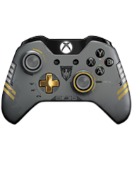 front Advanced Warfare Controller - Scuf It Up