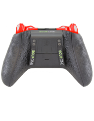 back SCUF ONE Chromatic Red