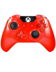front SCUF ONE Chromatic Red