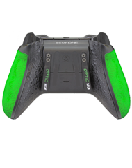 back GreenWall SCUF ONE