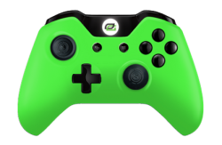 optic scuf one green