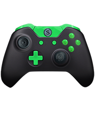 front SCUF ONE FPS Colors