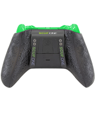 back SCUF ONE FPS Colors