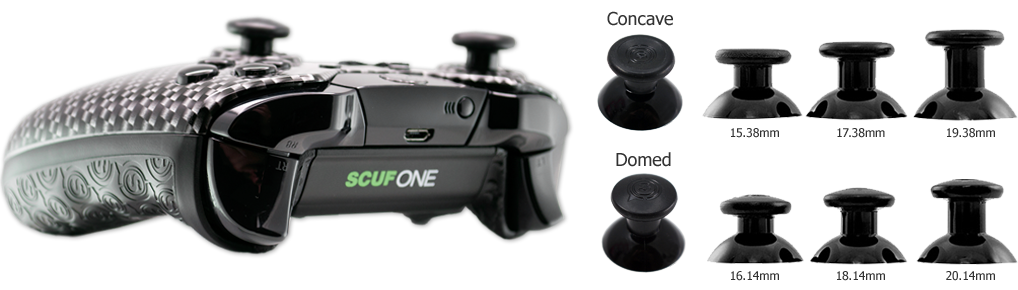 SCUF One Thumbsticks